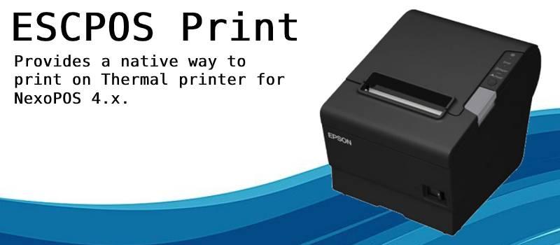 ESCPOS Print