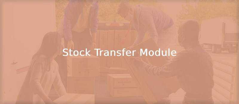Stock Transfers Module